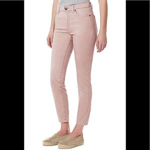 BUFFALO DAVID BITTON ANKLE GRAZER SKINNY JEANS